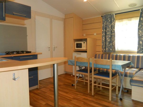 Mobil-home Super Mercure